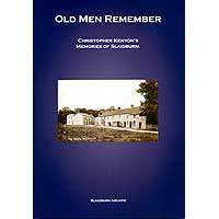 Old Men Remember - Chistopher Kenyon